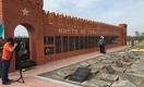 Казахстанцы возвели Мемориал воинской славы в Псковской области