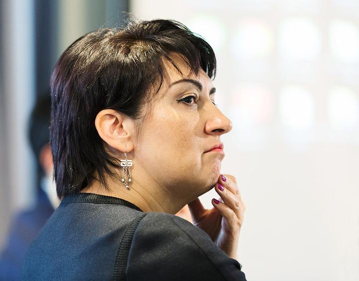 Мария Хаджиева.