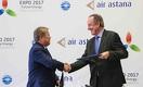«Эйр Астана» станет авиаперевозчиком ЭКСПО-2017