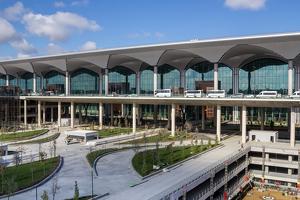 Казахстанские авиакомпании начинают летать в новый аэропорт Стамбула