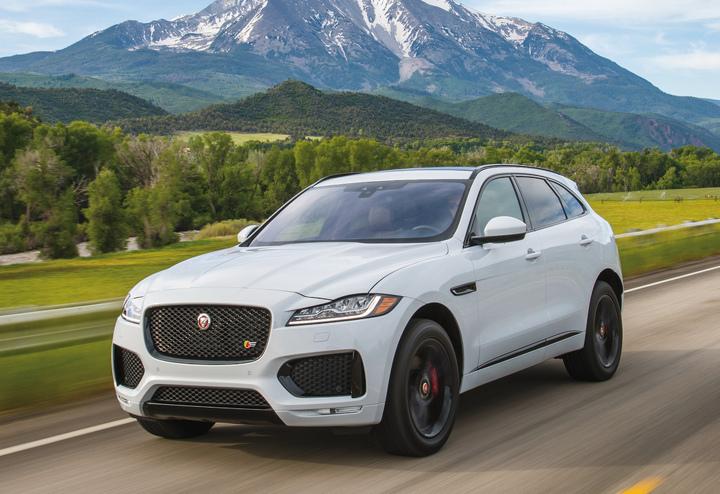 Jaguar F Pace 2017 цена >> От автомобиля Бонда до Bentley для рыбака: 15 лучших ...