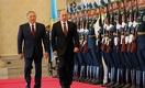 Президенты Казахстана и России обсуждают развитие ЕАЭС