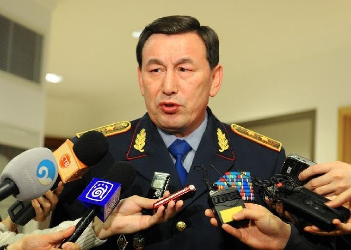 ВКазахстане назвали терактом нападения вАктобе
