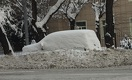 Байбек: Такого снегопада давно не знали здешние места