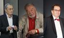 Сембаев, Ашимов и Валиханов - почётные граждане Алматы