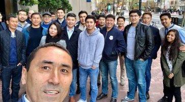 Миллионера восхитил таксующий в Сан-Франциско казах из ЮКО
