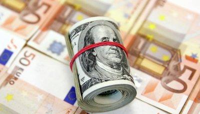 Доллар иевро несколько выросли квыходным
