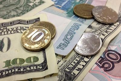 Руб. вырос кдоллару иевро благодаря уверенно дорожающей нефти